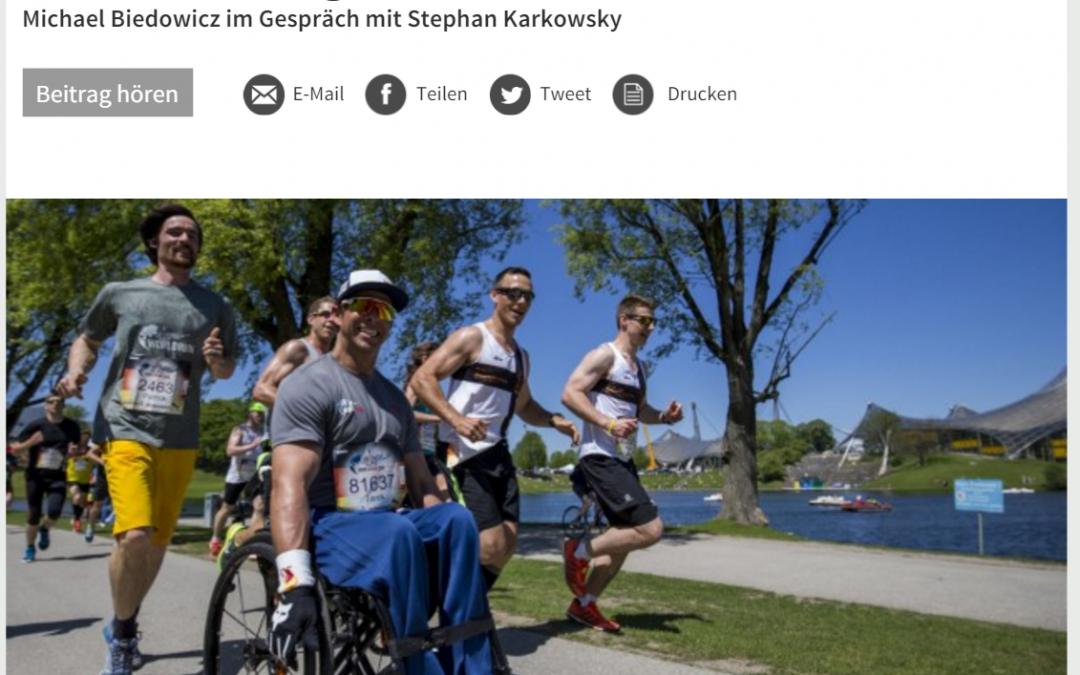 Beitrag bei Deutschlandradio Kultur: Behinderung als Normalfall